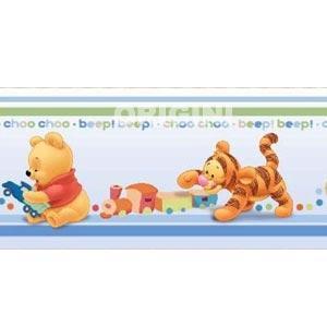 decoracao de quarto de bebe com papel de parede Decoração de quarto de bebê com papel de parede