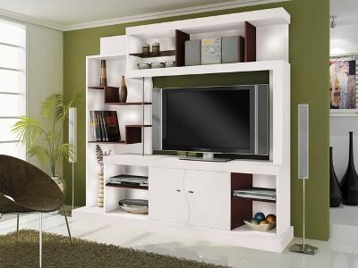 estantes para sala de tv e estar Estantes Para Sala De TV e Estar