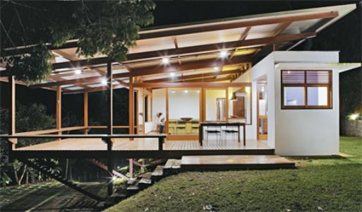 fachadas para casas de praia Fachadas Para Casas De Praia