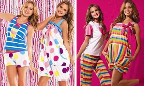 modelos de pijamas femininos fotos 7 Modelos De Pijamas Femininos   Fotos