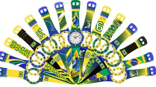 relógios champion da seleção brasileira Relógios Champion Da Seleção Brasileira