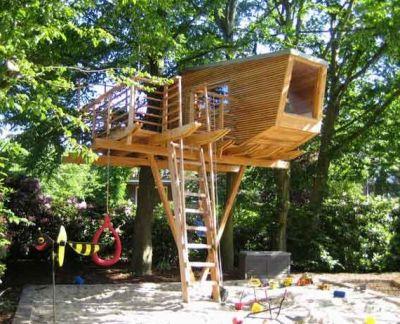 Como Construir Uma Casa Na arvore – Dicas  Como Construir Uma Casa Na Árvore – Dicas
