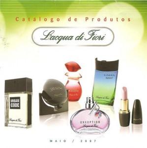Lacqua de Fiore catálogo lançamentos 299x300 Perfumes Lacqua di Fiori   Catálogo, Lançamentos