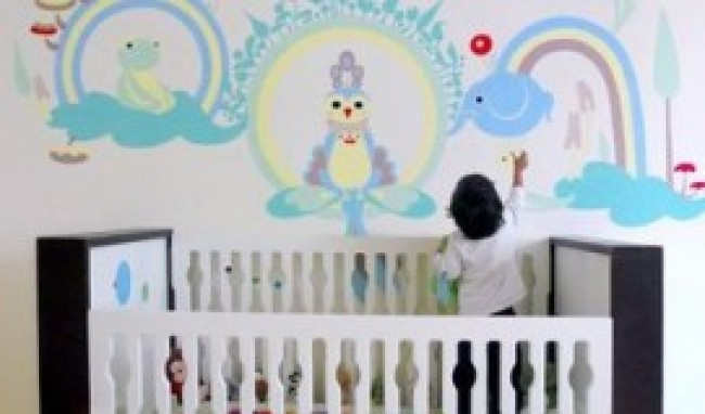 Objetos de decoração Murais De Fotos Para Decorar o Quarto