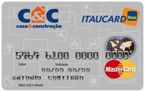 cartão cec como solicitar consultas Cartão C&C   Como Solicitar, Consultas