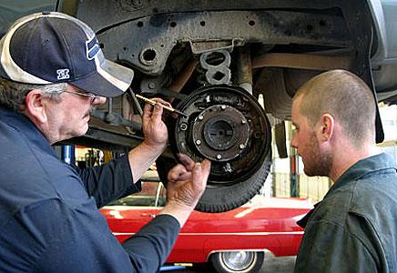 Curso tecnico de mecanica automotiva