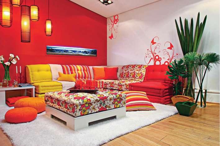 decoracao de interiores estilo oriental:Decoraciones Para Salas De Casas