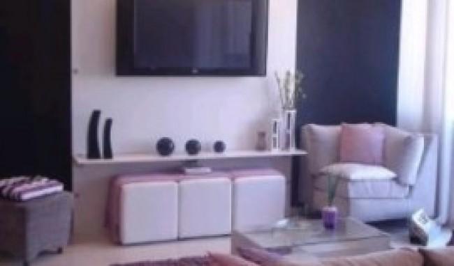 decoracao para sala de tv Decoração de sala de TV – Fotos – Dicas