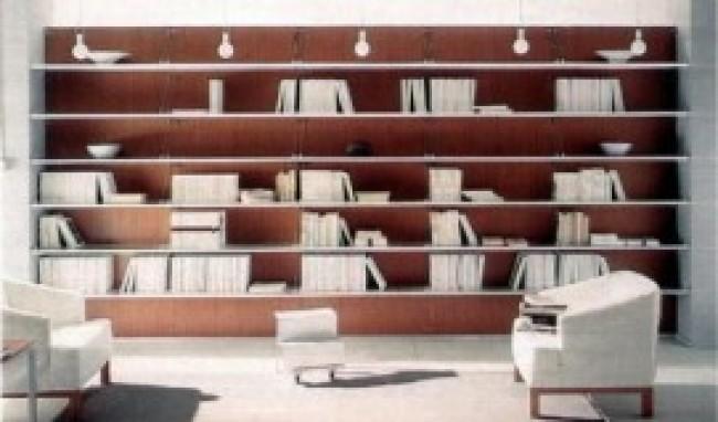 estantes de livros planejadas – fotos 1 Estantes De Livros Planejadas   Fotos