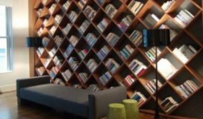 estantes de livros planejadas – fotos 2 Estantes De Livros Planejadas   Fotos