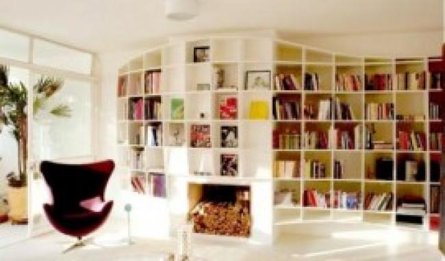 estantes de livros planejadas – fotos 3 Estantes De Livros Planejadas   Fotos