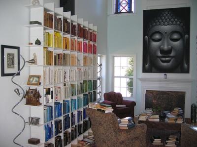 estantes de livros planejadas – fotos 4 Estantes De Livros Planejadas   Fotos