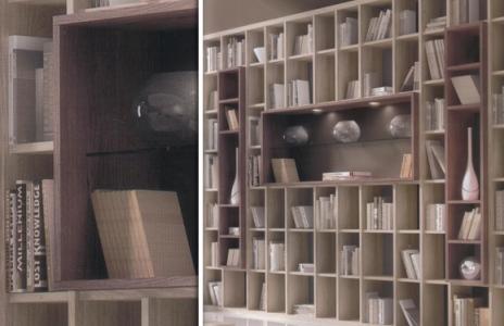 estantes de livros planejadas – fotos 5 Estantes De Livros Planejadas   Fotos