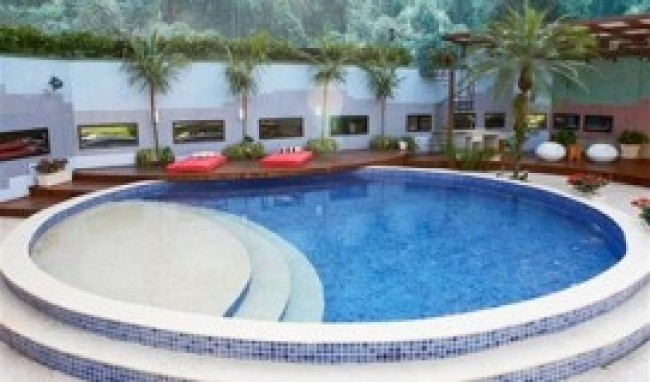 fotos de casas com piscinas 3 Fotos De Casas Com Piscinas