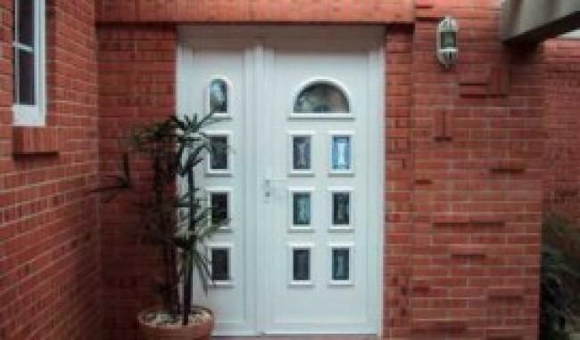fotos de porta de entrada 3 Portas De Entrada Para Casa   Modelos, Fotos
