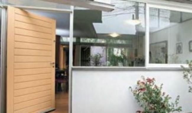 fotos de porta de entrada 5 Portas De Entrada Para Casa   Modelos, Fotos