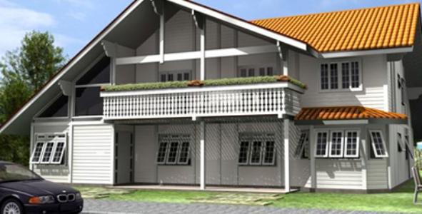 imóveis pré fabricados projetos decoração Imóveis Pré Fabricados: Projetos, Decoração