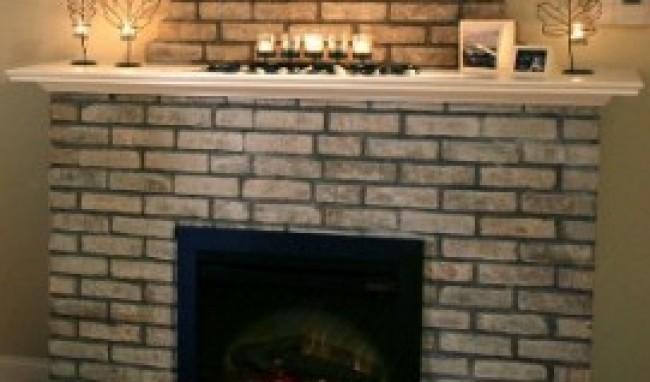 lareira de alvenaria como construir modelos fotos 4 Lareira De Alvenaria   Como Construir, Modelos, Fotos