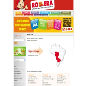 lojas romera ofertas Lojas Romera Ofertas   www.romera.com.br