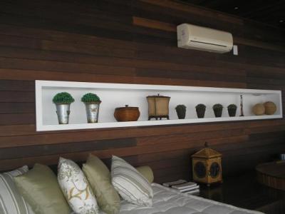 revestimento de paredes com deck de madeira Revestimento De Paredes Com Deck De Madeira
