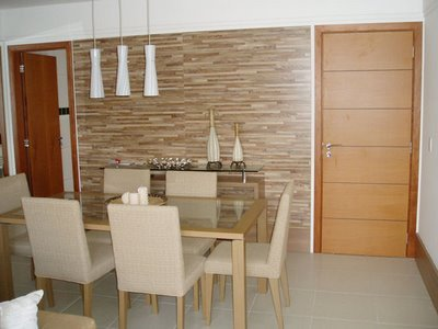 revestimento de paredes para sala de estar Revestimento De Paredes Para Sala De Jantar