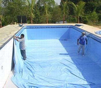 Piscinas de vinil pre os onde comprar for Como hacer una piscina economica