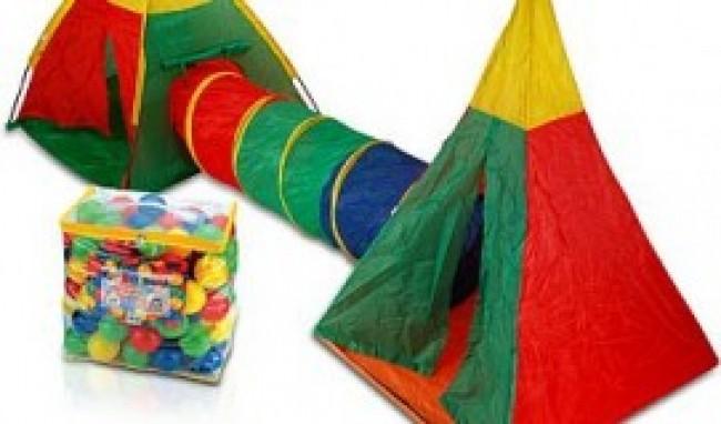 barraca1 Barraca Infantil Modelos, Preços, Onde Comprar