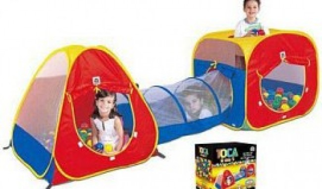 barraca3 Barraca Infantil Modelos, Preços, Onde Comprar