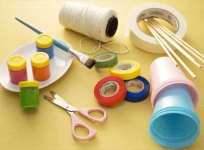 brinquedos de lixo reciclável Brinquedos Recicláveis   Como Fazer