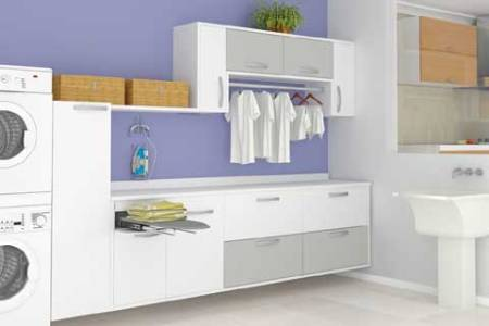 dicas de decoração para lavanderia Dicas De Decoração Para Lavanderia
