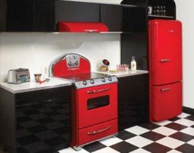 móveis para cozinha retro Móveis Para Cozinha Retrô