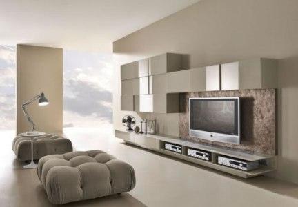 móveis para sala de tv fotos 1 Móveis Para Sala De TV, Fotos