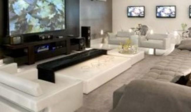 móveis para sala de tv fotos 5 Móveis Para Sala De TV, Fotos