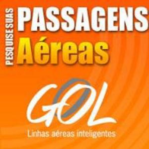 passagens aereas baratas gol passagem antecipada1 Passagens Aéreas Baratas Gol, Passagem Antecipada