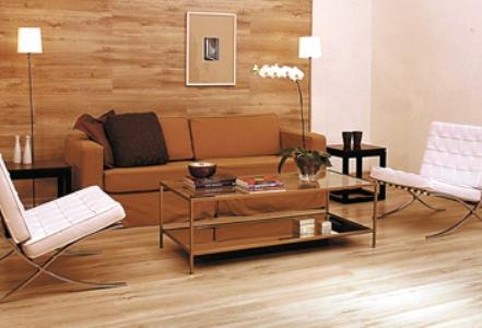 Pisos laminados para sala for Pisos decorativos para interiores