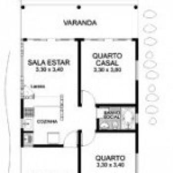 planta de casas para rancho 4 Plantas de Casas Para Rancho