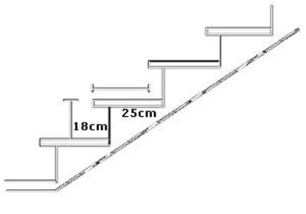 plantas de casa com escada 1 Plantas De Casa Com Escada