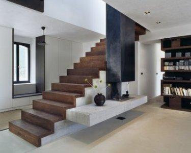 plantas de casa com escada Plantas De Casa Com Escada