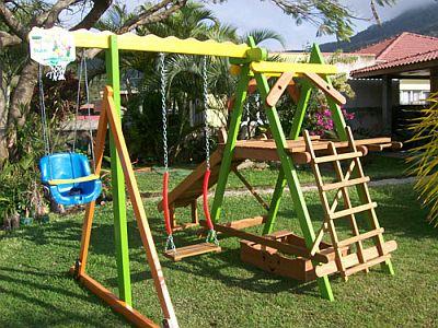 Brinquedos para Playground de Madeira Brinquedos para Playground de Madeira