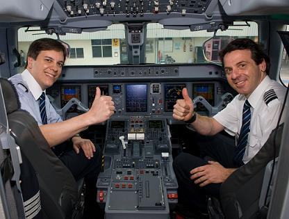 Curso de piloto de aviao