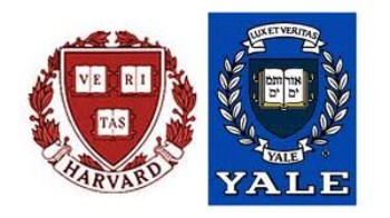 Cursos Gratuitos Universidades de Yale e Harvard Cursos Gratuitos Universidades de Harvard e Yale