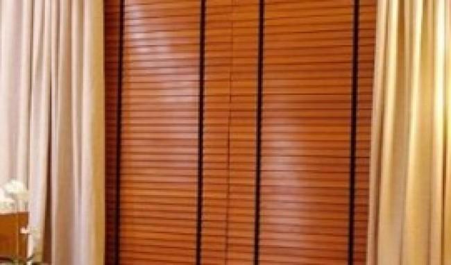 cortinas de madeira modelos fotos 3 Cortinas De Madeira Modelos, Fotos