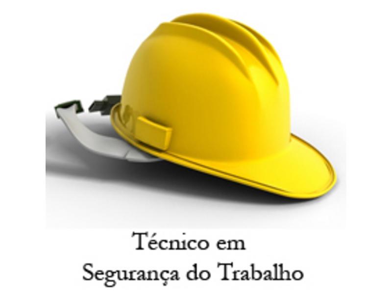 Tecnico segurança do trabalho curso gratuito