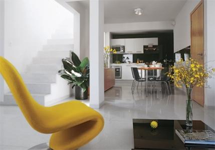 plantas de casa com sala e cozinha conjugadas Plantas De Casa Com Sala e Cozinha Conjugadas