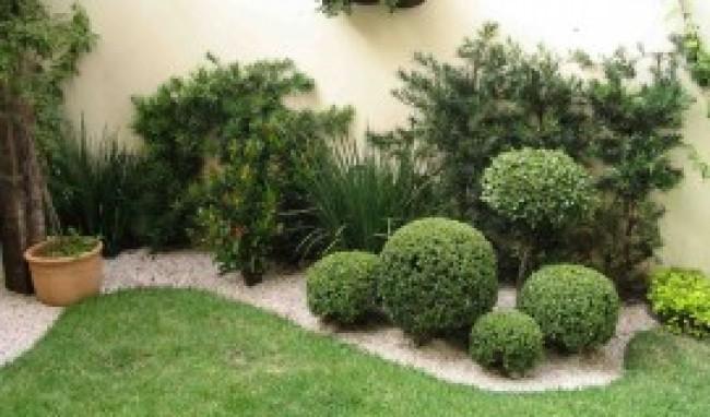 fotos jardim paisagismo:Decoracao De Jardim Pequeno