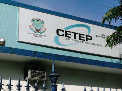 cetep macae cursos gratuitos CETEP Macaé Cursos Gratuitos