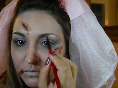dicas de maquiagem para o halloween Dicas de maquiagem para o Halloween 2012