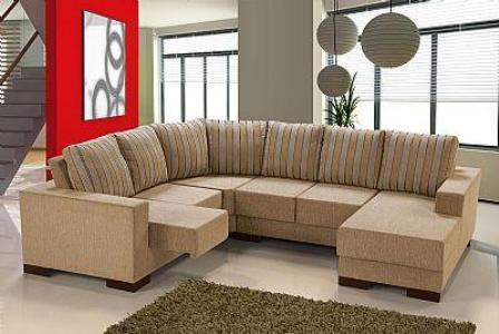 Jogo de sof modulado modelos pre os Modelos de sofas para salas