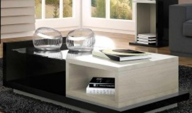 Mesas de centro modernas modelos fotos for Mesas de centro modernas
