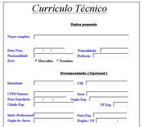 print curriculo1 Como Mandar Curriculos Para Bancos   Bradesco, Itaú, Santander, HSBC, Banco Do Brasil e Real.